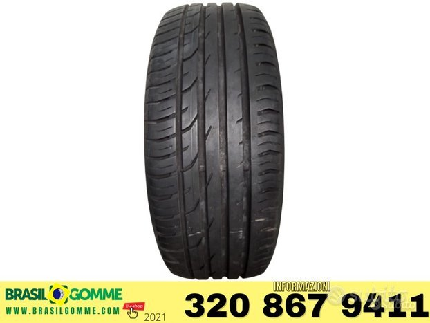 Gomme usate 215/55r18 99v continental estive a647