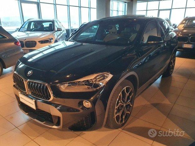 BMW X2 xDrive20d Msport-X