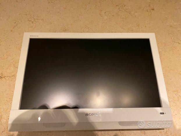 """Tv Sony Bravia kdl-19bx200 19"""" + staffa braccio"""