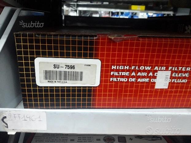 Filtro aria k&n suzuki gsxr 600 / 750 98-00