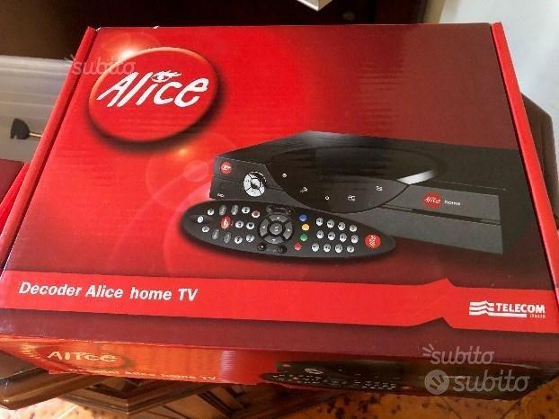 Decoder Alice Home Tv - Alice Powerline Adapter