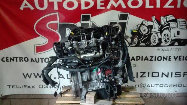 Motore Peugeot 1.6 HDI 16V del 2008 (SIGLA:9HZ)