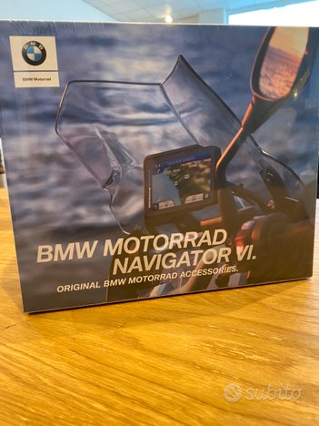 Bmw motorrad navigator 6
