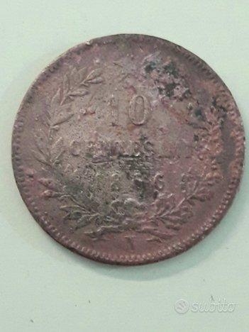 Monete antiche pezzo raro del 1866