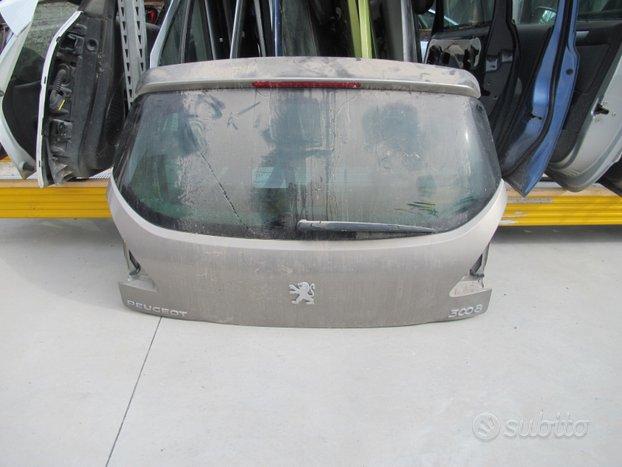 Portellone cofano posteriore peugeot 3008 2012