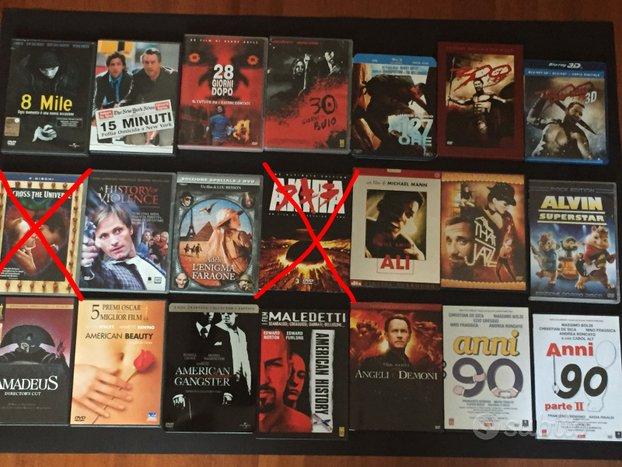 DVD + Blu-Ray vol.1