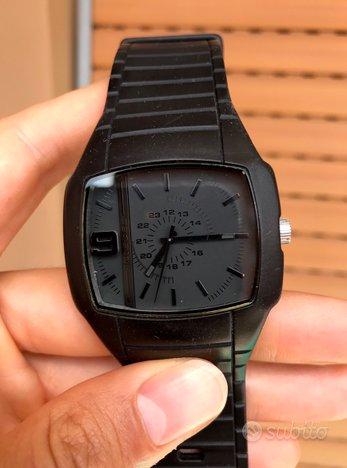 Diesel orologio da polso nero