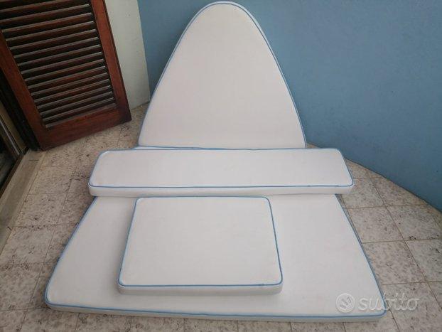 Cuscini barca plastimare 4,2 m