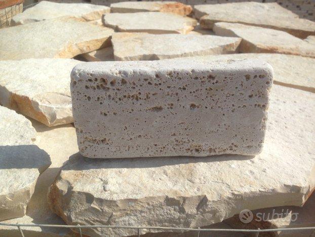 Mattoni di Travertino Romano da Pavimento Antic