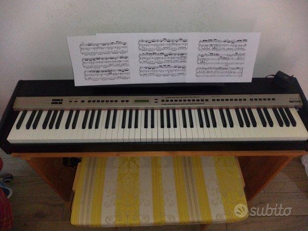 Tastiera 88 Piano Pianoforte Digitale