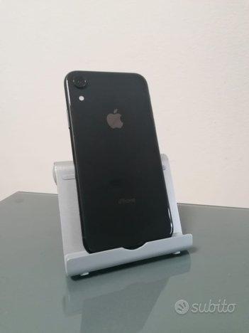 IPhone XR 64GB Black, grado A-