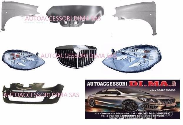 Musata anteriore lancia y ypsilon 2003-2005 3porte