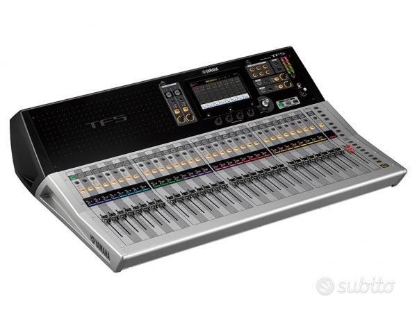 Yamaha TF5 Mixer Digitale