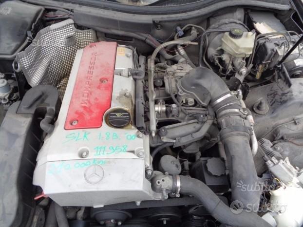 Motore - Cambio Mercedes SLK 200 Kompressor