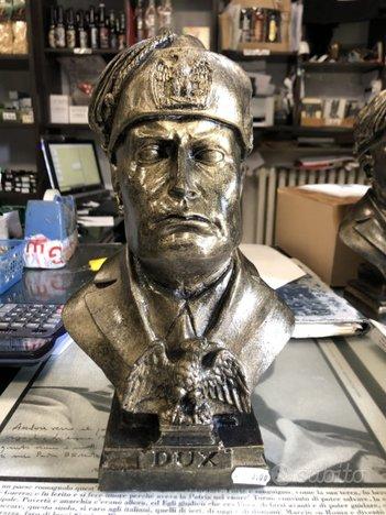 Busto Duce MUSSOLINI