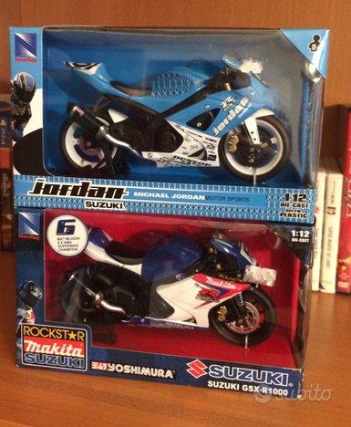 Modellini Moto Suzuki AMA SBK NUOVI
