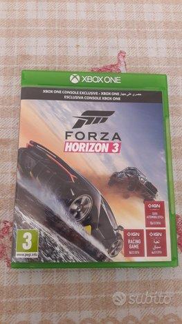 Video gioco forza horizon 3 xboxone
