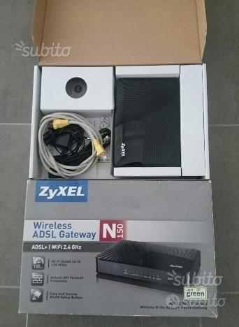 Zyxel Wireless Adsl Gateway N150