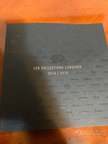 Longines catalogo nuovo