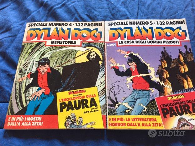 Fumetti Dylan Dog numeri speciali 4 - 5