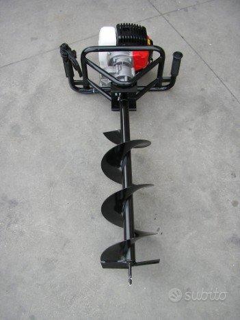 Marca shuster modello 52 cc con punta da 20