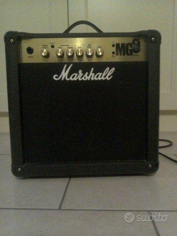 Amplificatore chitarra Marshall MG15