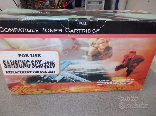 Toner nero compatibile Samsung SCX-4216 SCX-4216D3