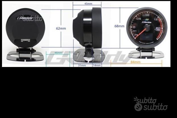 Portamanometro da 60mm