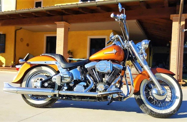 Harley-Davidson Softail Heritage EVOLUTION 1340