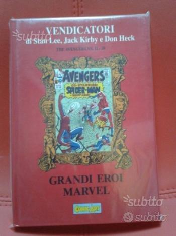 Grandi Eroi Marvel 9 - i Vendicatori II Comic Art