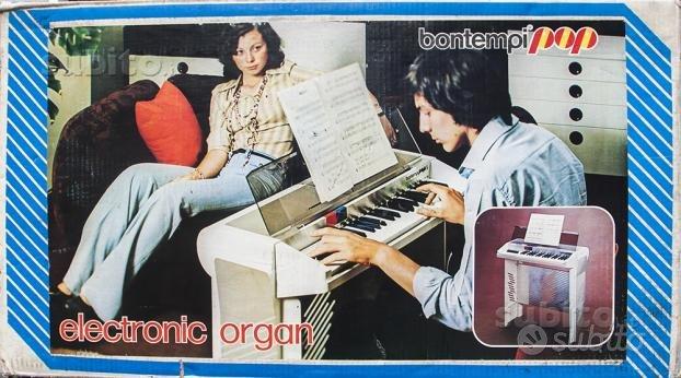 Organo bontempi anni 70
