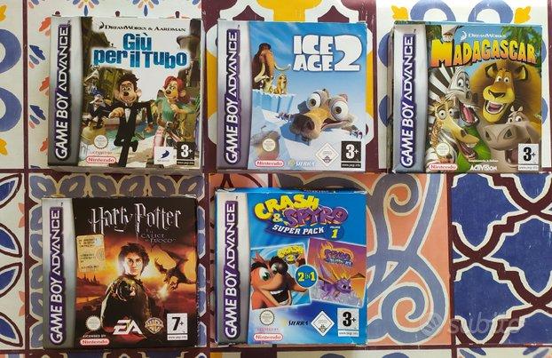Giochi Game Boy Advance