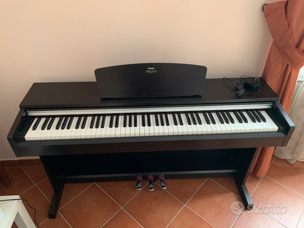 Yamaha clavinova ydp141 arius palissandro