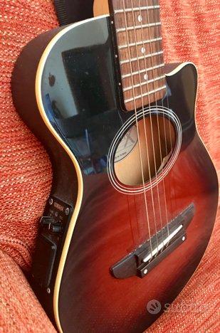 Chitarra acustica Yamaha APXT-1 con custodia orig