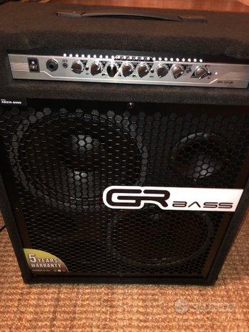 Combo Grbass GR 210-8060