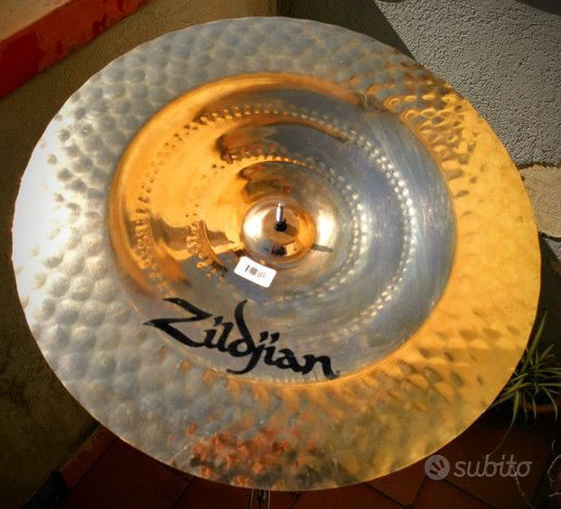 Zildjian ultra hammered china 21