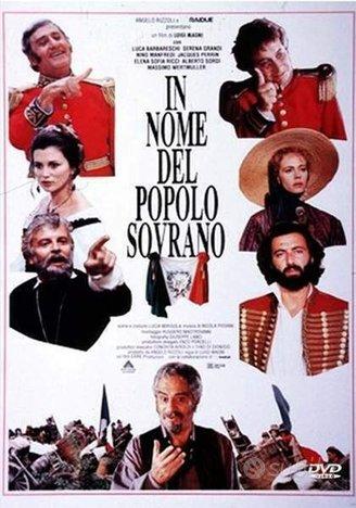 Dvd IN NOME DEL POPOLO SOVRANO Versione Integrale