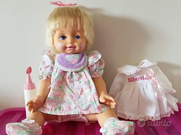 Bambola Biberella Mattel Vintage Anni 80 90 Reborn