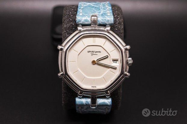 Gérald Genta orologio svizzero di pregio