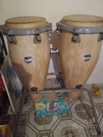 Congas hollywood by meazzi