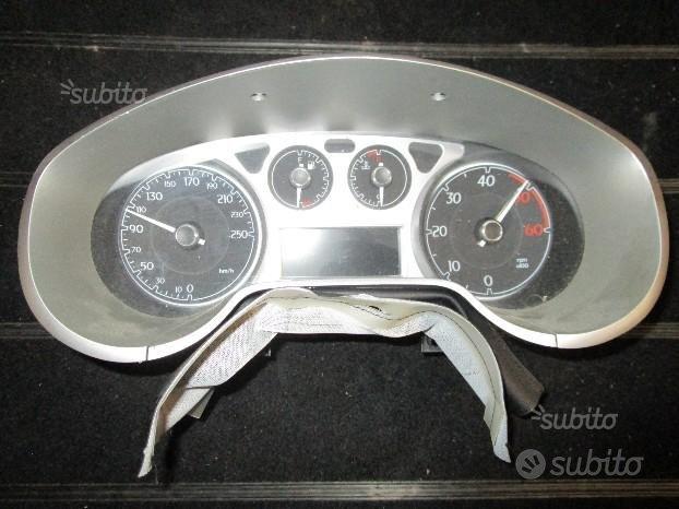 Lancia delta quadro strumenti - s957