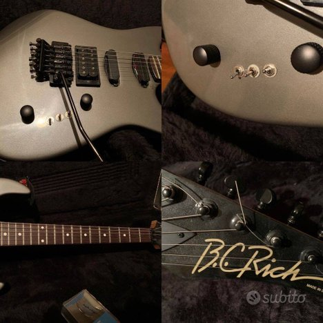 B.C.RICH mod. ST3 made in usa