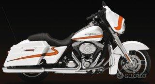 Kit strisce adesive Zodiac per Harley Davidson