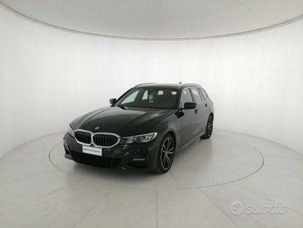 BMW 320 d Touring Msport