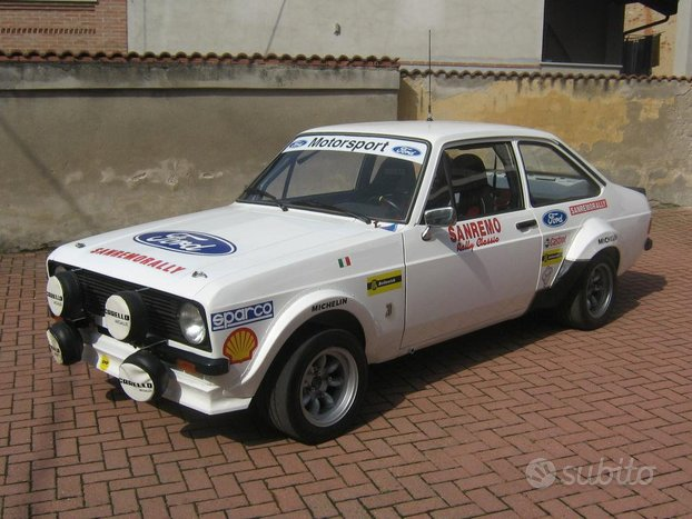 Ford Escort RS 2000 MKII Gr.2