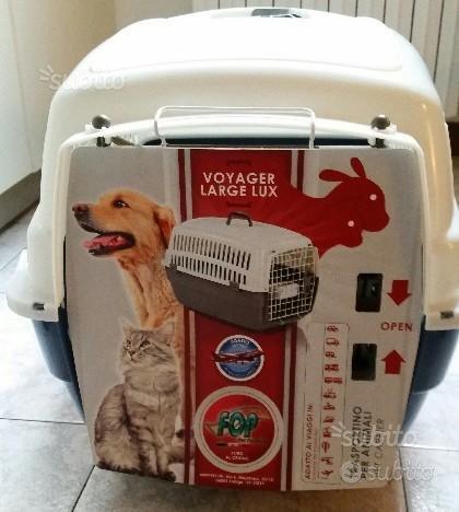 Gabbia per trasporto animali domestici