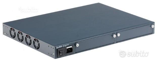 ZyXEL IES-1000 IP DSLAM - 100 Mbit/s