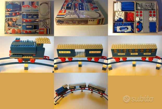 Lego Anni 60-70 Varie