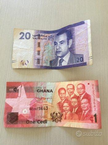 Banconote Africane