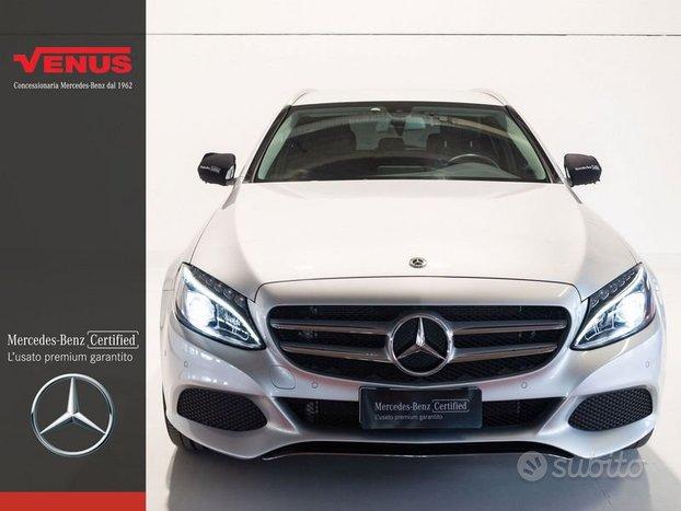 Mercedes-Benz Classe C Classe C-S205  SW Dies...
